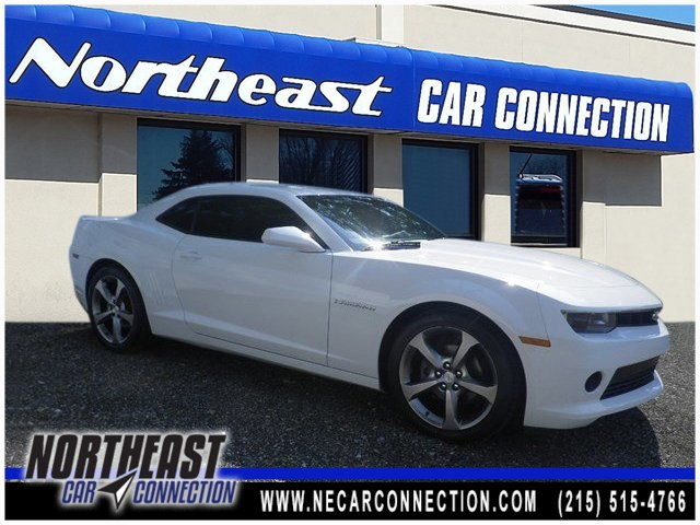 Pre Owned 2014 Chevrolet Camaro Lt W1lt Coupe In Northeast