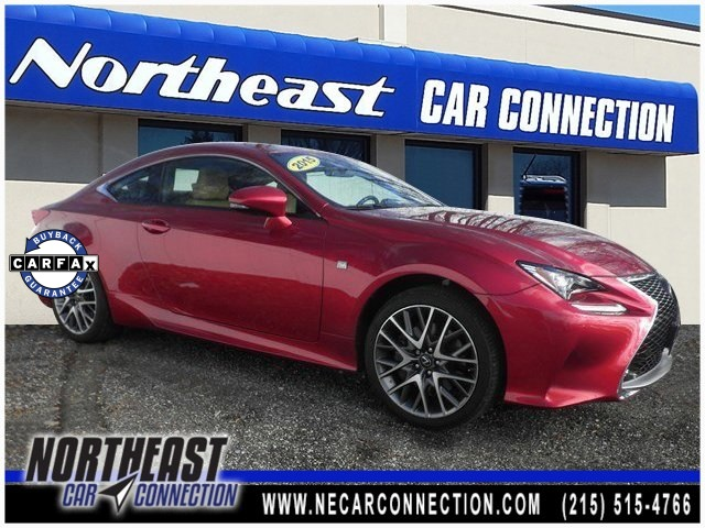 Pre-Owned 2015 Lexus RC F SPORT