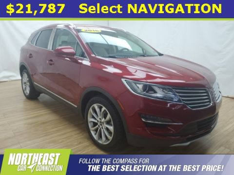 Pre-Owned 2016 Lincoln MKC Select